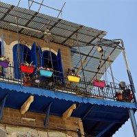 балкончик в Акко :: Александр Корчемный