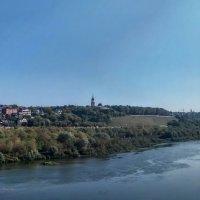 Калуга. Вид с Гагаринского моста :: Олег Кузовлев