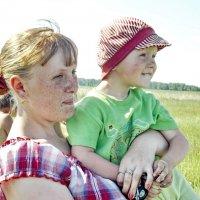 Дочки-матери :: Светлана Рябова-Шатунова