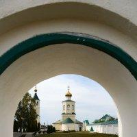 Иоано-Богословский Макаровский монастырь.Мордовия. :: Александр Беляков