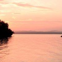 Закат на Увильдах :: Александра nb911 Ватутина