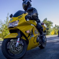 Мотоциклисты :: Евгения Мотылева
