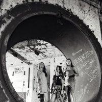 Реакторные брождения... Reactor wanderings... :: Сергей Леонтьев