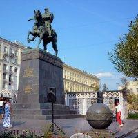 Основатель Москвы :: Ольга (crim41evp)