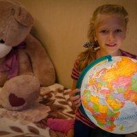 Весь Мир в моих руках! :: Валерий Гудков