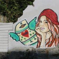 Граффити Порту :: Ольга