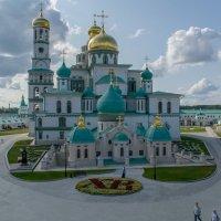 Храм Ново-Иерусалим :: Юрий Борзов