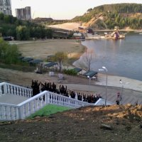 Танц-клип на набережной в городе Дзержинский! :: Ольга Кривых