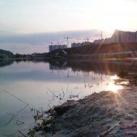 Утром солнце умывалось.. :: Ольга Кривых
