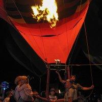 ночное свечение шаров IMG_0718 :: Олег Петрушин