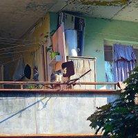 балконное 2 :: Лера