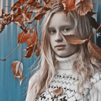 Осенний портрет :: Елена Баландина