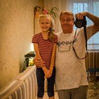 я и моя Племяшка! :: Валерий Гудков