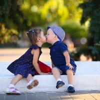 первая любовь :: Alena Isaeva