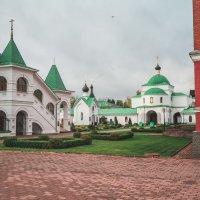 Муром. Спасо-Преображенский мужской монастырь. :: Tata Gorbunova