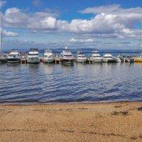 Морской пейзаж, Владивосток :: Эдуард Куклин