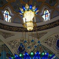люстра в мечети Кул Шариф :: Александр
