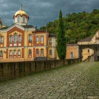 Новый Афон (Абхазия) :: александр варламов