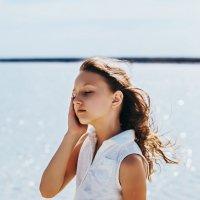 между детсвом и юнностью :: Ирина Штрейс