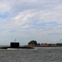 Подводная лодка :: Ольга