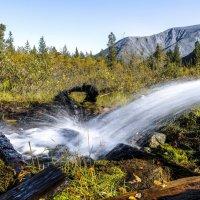 источник воды в Хибинах :: Георгий А
