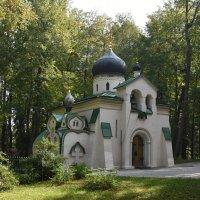 Церковь Спаса Нерукотворного... :: Наташенька *****
