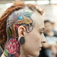 Tattoo fest Marten / Уфа 2018 :: Дмитрий Учителев