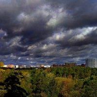 Тяжелое небо сентября :: ВАЛЕРИЙ