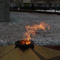 Пламя) :: Борис Кащицкий( The Blade)