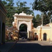 Мавританская арка :: Александр Корчемный