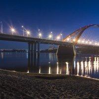 Бугринский мост :: Валерий К.