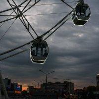 Вечерний Новокузнецк :: Валерий Михмель