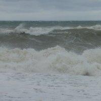 На море черная буря :: Татьяна Лобанова