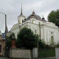 Успенский собор. Православный кафедральный собор Тарту :: Елена Павлова (Смолова)