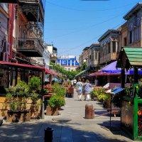 Кафешные улочки Тбилиси :: Вячеслав Случившийся