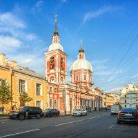 Пантелеймоновская церковь :: Юлия Батурина