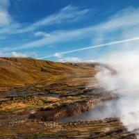 Геотермальная Исландия... :: Александр Вивчарик