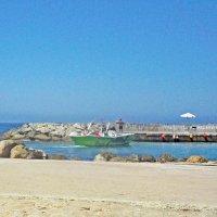 Морской пейзаж :: Лариса