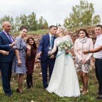Свадьба  осенью :: Наталья