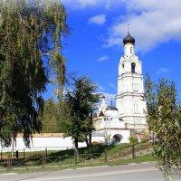 Свято-Благовещенский монастырь г. Киржач. :: Любовь