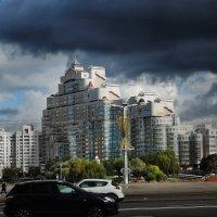 Будет дождь :: Александр Сапунов