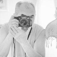 Автопортрет в высоком ключе :: Александр Гапоненко