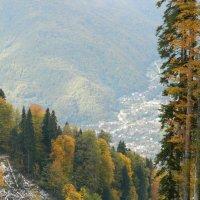 Осень в горах! :: ирина