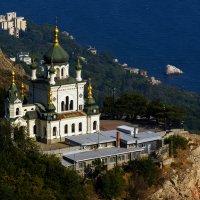 Церковь Воскресения Христова (Форосская церковь). Крым :: Александр Лядов