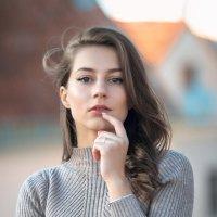 На закате... :: Дина Агеева