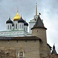 Вход в Кром :: san05 -  Александр Савицкий