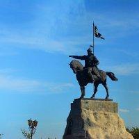 памятник эмиру Ибрагиму бен Мухамаду :: Александр