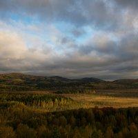 Утро в горах :: Евгений Гецев
