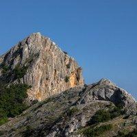 гора ИЛЬЯС-КАЯ :: Sergey Bagach