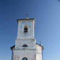 Сельская  церковь :: Николай Танаев